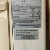 AC Daikin R35HEV1 Split 1.5 PK Standard China R22 Kondisi 99%
