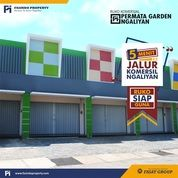 Ruko Ramai Strategis Di Ngaliyan Semarang