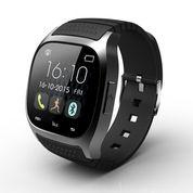 Keren Dengan Smart Watch Suport Android