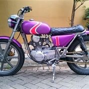 Kawasaki Binter Custom Istimewa (With Paper)