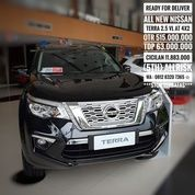ALL NEW NISSAN TERRA 2.5 VL AT STOK 2018