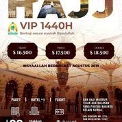 PAKET HAJI VIP 1440H