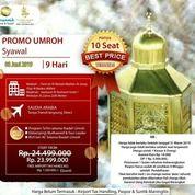 Promo Paket Umroh Bulan Syawal 2019