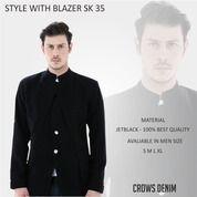 Blazer Pria Blazer Keren SK-35