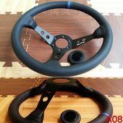 Stir Setir Steer ADS Racing Kode A08 Celong Cekung Drift Drifting Offroad