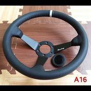 Stir Setir Steer ADS Racing Kode A16 Cekung Celong Drift Drifting Offroad