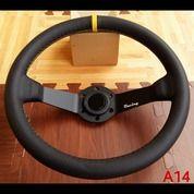 Stir Setir Steer ADS Racing 2 Palang Kode A14 Cekung Celong Drift Drifting Offroad