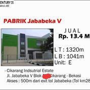 PABRIK JABABEKA V CIKARANG - BEKASI 2