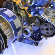 Mesin Motor R25
