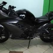 Kawasaki Ninja 250 Cc Warna Hitam Th 2015