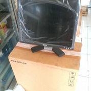 Monitor Dell model 2407wfp Rev A04 24 Inch Berkualitas Mulus Garansi