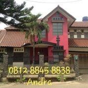 Rumah Dalam Kompleks2 Lantai Siap Huni Dicurug Jakarta Timur