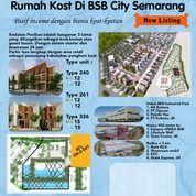 Rumah Kost 24 Kamar Dekat Kampus UNIKA BSB City Semarang