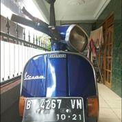 Vespa P150X Tahun 80