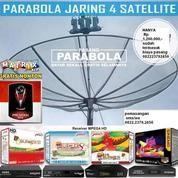 Parabola Jaring Tanpa Berlangganan Dan Full HD