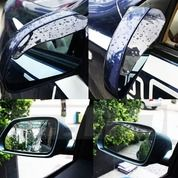 Talang Air Spion Pelindung Spion Kaca Mobil Anti Hujan Sepasang