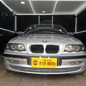 BMW 318i 2001 AT Silver