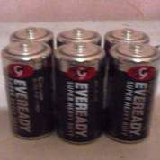 Battery Everyday 1.5 Volts