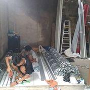 Bengkel Pintu Rolling Grille DKI Jakarta Service & Pasang Baru