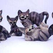 Hiasan Pajangan Kucing Lucu Dan Unik