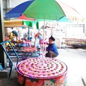 Pasar Malam Pancingan Mainan Murah Odong Lengkap Lampu Hias