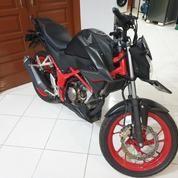 Motor Honda CB150R KM 190 Pemakaian 4 Bulan Nego