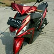Mio M3 125 Plat F