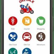 Lowongan Kerja Administrasi Aplikasi Online OKE JACK
