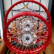 Kawasaki KLX/DT/BF Wheel Set 18+21