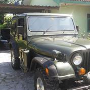 Jeep CJ7 Tahun 1984