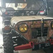 Jeep Utility Tahun 1960