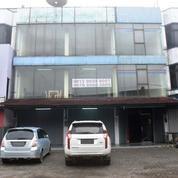 Ruko Gandeng 3 Di Jalan Raya Kalimalang Jakasampurna Bekasi Barat