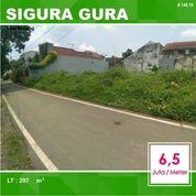 Tanah Luas 297 Di Sigura Gura Kota Malang _ 148.19