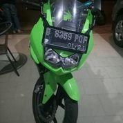 Kawasaki Ninja 250 Karbu Green
