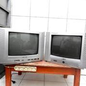 Tv 14 Inc STok 2Unit Price/Unit Siap Pakai Remot Katapang Kab Bandung