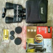 Teropong Bushnell Powerview 20x 50mm