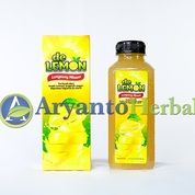 De Lemon Original - Sari Lemon Madu Organik Dan Royal Jelly