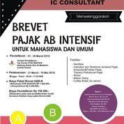 Pelatihan Brevet Pajak AB Di Serang - Banten
