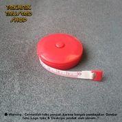 Meteran Kain Atau Badan 150cm Atau Rol Alat Ukur Lingkar Diameter