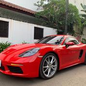 DP 550 JT PORSCHE CAYMAN 718 RED EDITION 2018 ATPM Full Option