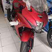 New Gsxr150 Keyless Matte Red Edition