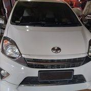 Toyota Agya 2014 TRD Sportivo Nego Langsung