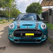Mini Cooper S Turbo 2.0L Cabriolet 2016