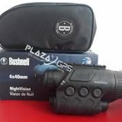 Night Vision Bushnell 4x40 Bekas Display