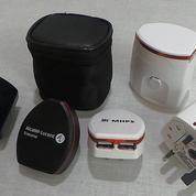 Merchandise Travel Adaptor UAR04 + Pouch