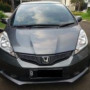 Honda Jazz Rs Automatic 2012 Abu Met Mulus