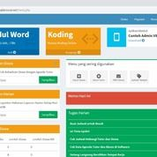 Software Administrasi Bimbel Lengkap Dengan Aplikasi Bimbel