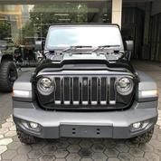 All New Jeep Wrangler Rubicon JL 2.0L