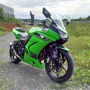 Kawasaki Ninja RR Spesial Edition 250cc 2012