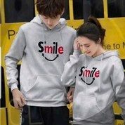 CL- Sweater Couple Simile Bahan Full Babyterry